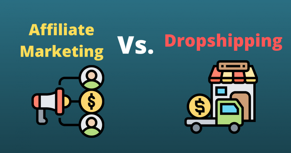 Key Differences Between Affiliate Marketing and Dropshipping